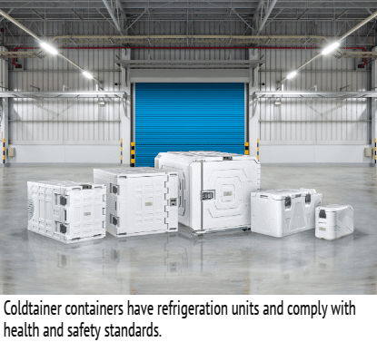 Coldtainer USA