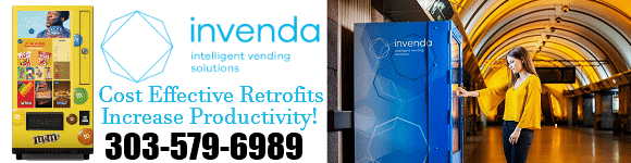 Invenda Intelligent Vending Solutions