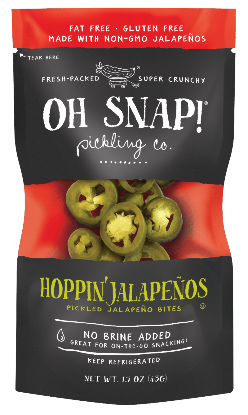 OH SNAP - Hoppin Jalapenos