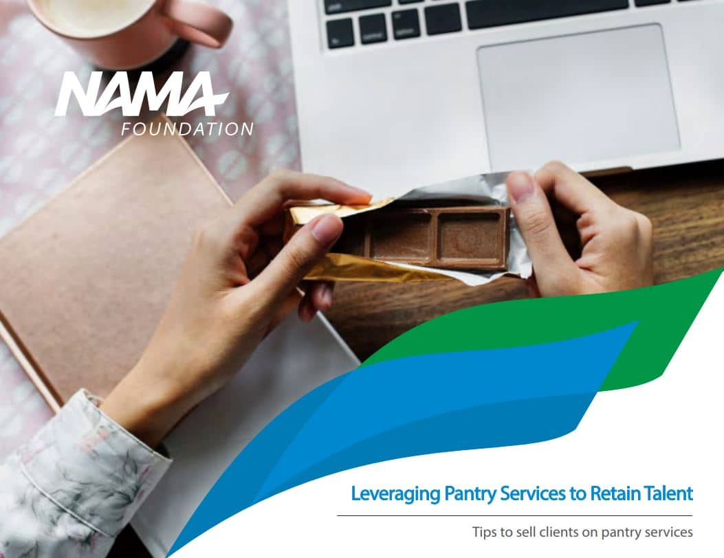 NAMA pantry services