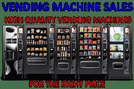 Vending Machine Sales