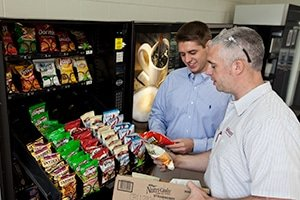 Wholesale SNACKS for Vending Machines and Micro Markets