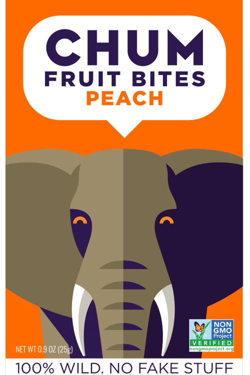 Chum Fruit Bites
