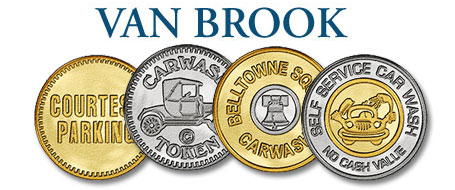 Vanbrook Tokens