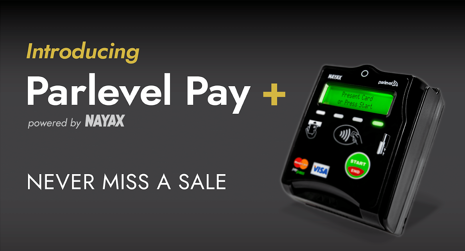 Parlevel Releases Its Next Generation Cashless Solution