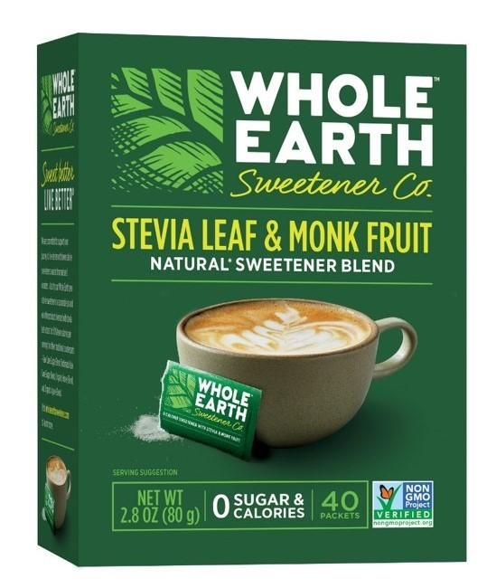 whole earth sweeteners