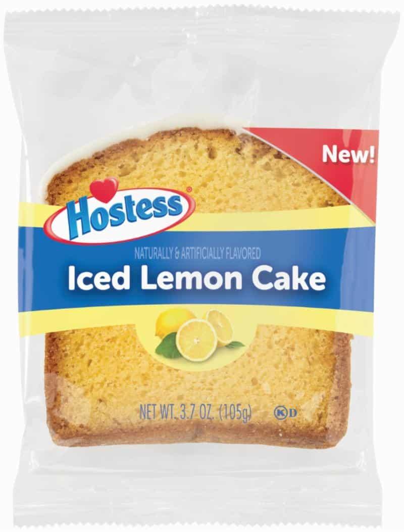 Hostess Brands Lemon Cake