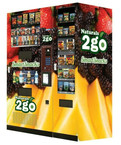 Naturals 2Go Vending Machines
