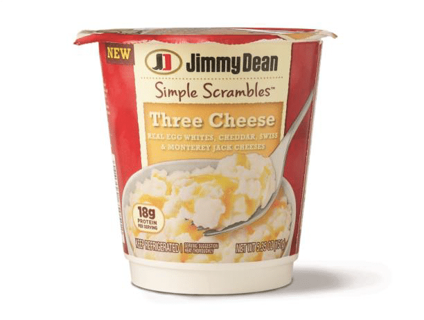 Jimmy Dean Three Cheese Scrambles
