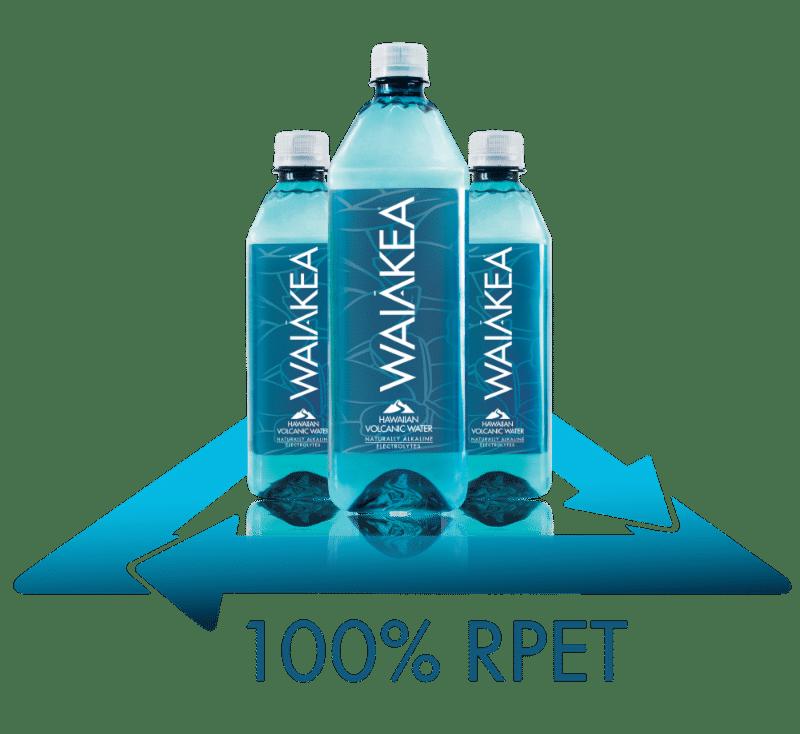 Waiakea Springs Water
