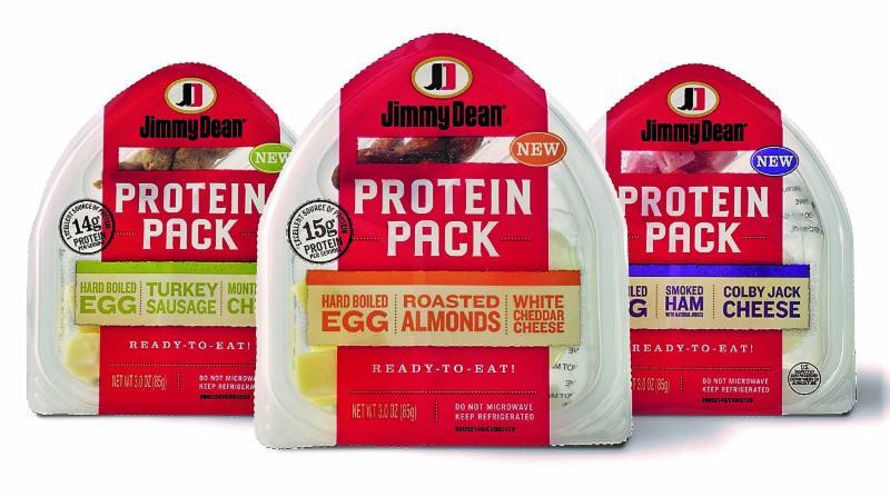 Tyson Protein Pack