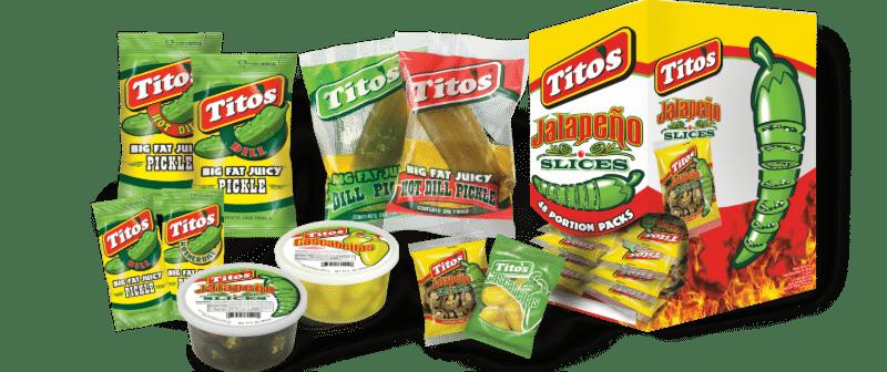 Tito's Snacks