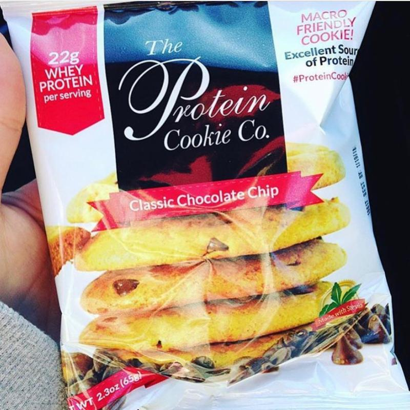The Protein Cookie Company