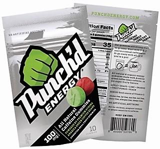 Punch'd Energy Snacks