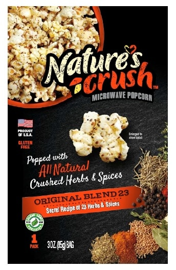 Natures Crush Popcorn