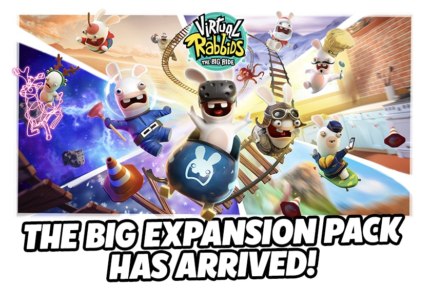 Virtual Rabbids Expansion
