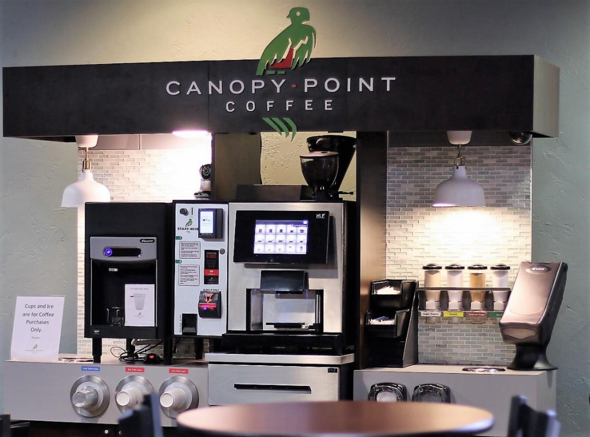 Canopy Point Coffee