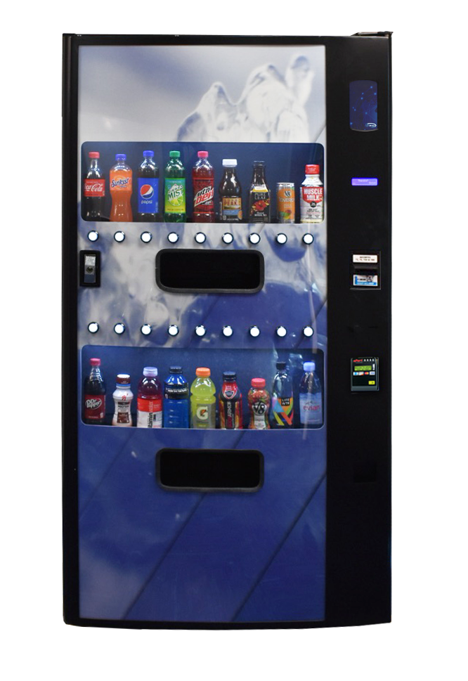 Seaga Multi Beverage Vending Machine