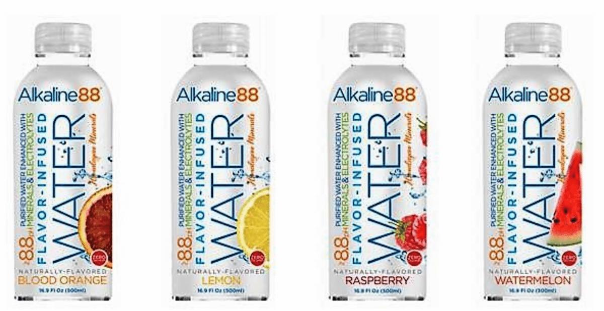 Alkaline88 Flavor Infused Waters