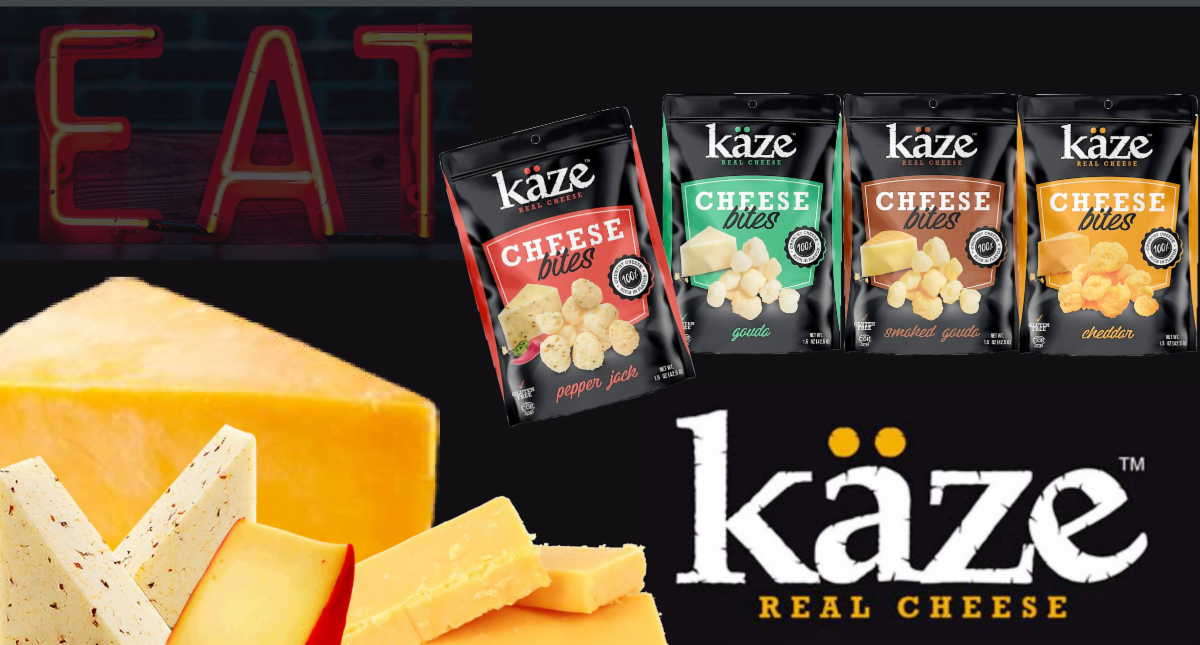 Kaze Cheese Snacks