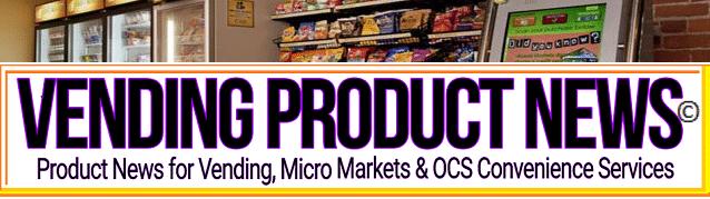 Vending Product News