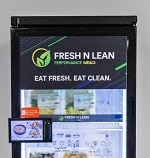 Fresh-N-Lean SmartFridge