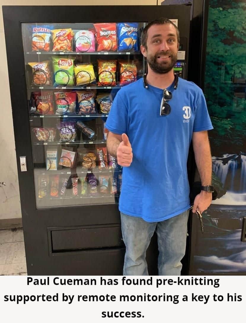Paul Cueman