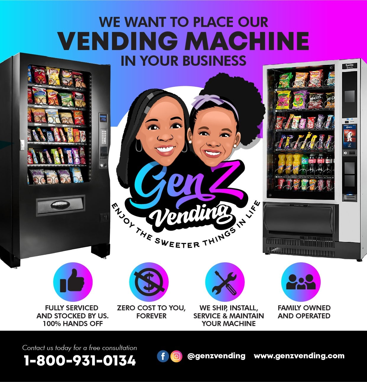 GenZ Vending