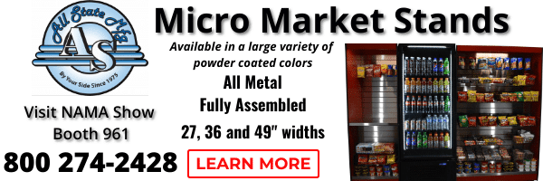 Micro Markets by All State Manufacturing