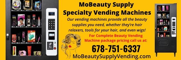 Mo Beauty Supply Vending Machines