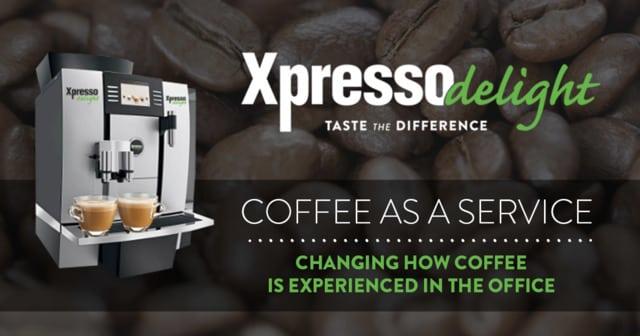 Xpresso Delight Office Coffee Service