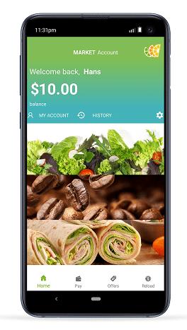Avanti Markets App