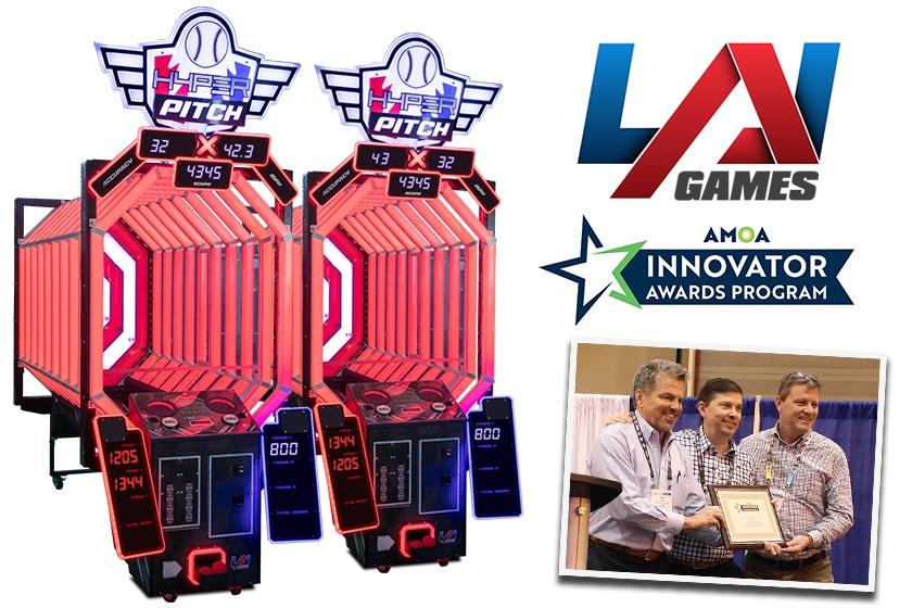 Lai Games Innovator Award