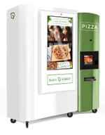 Pizza Vending Machines by Basil Street