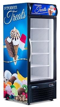 Minus Forty Frozen Merchandiser
