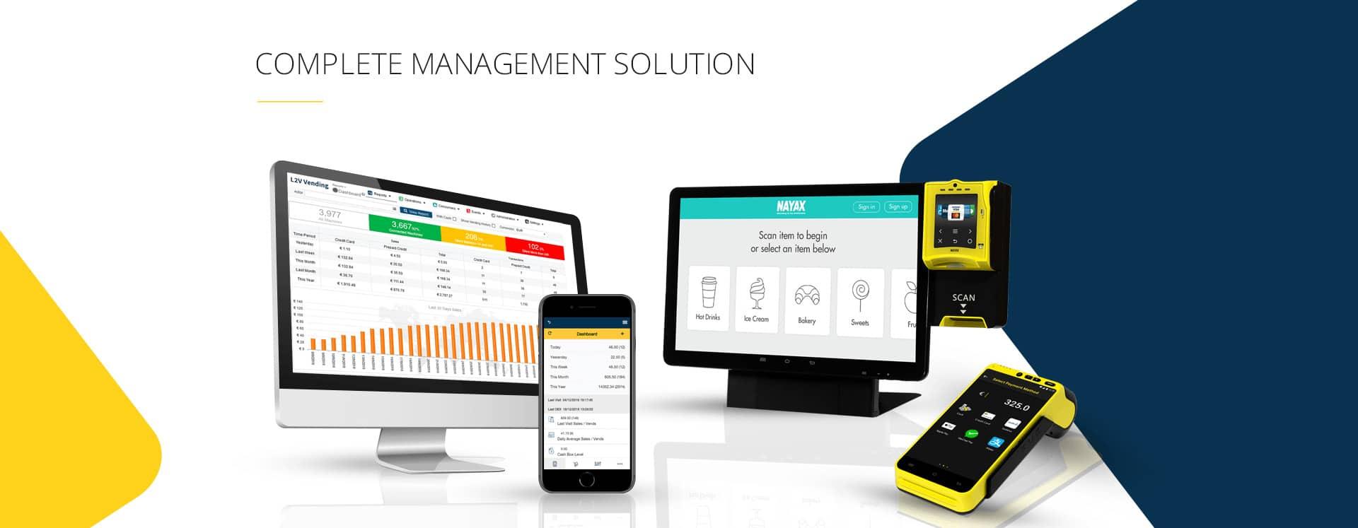 Nayax Solutions