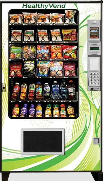 Alakai Hawaii Healthy vending