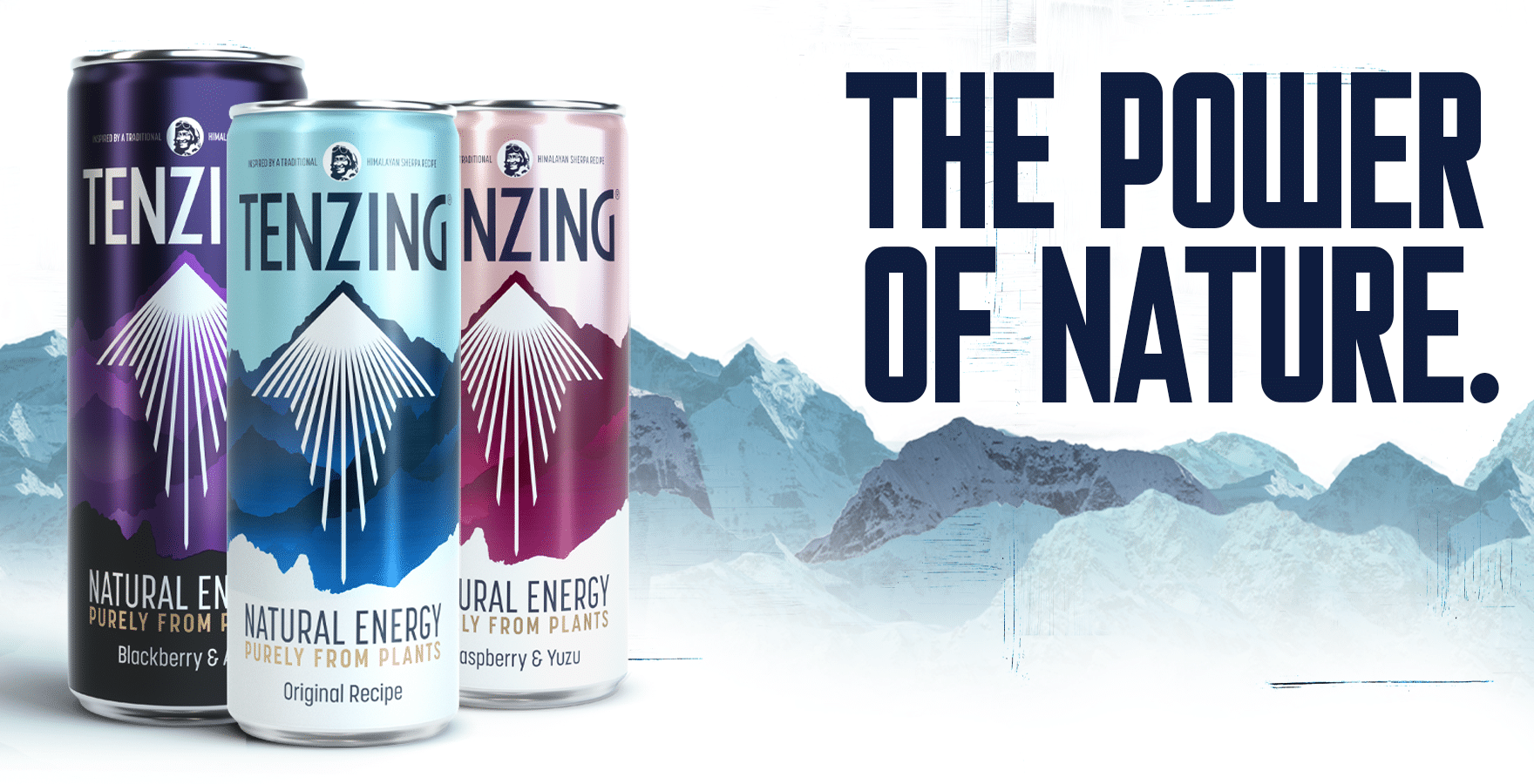 Tenzing Natural Energy Drinks