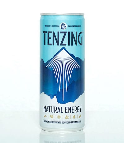 Tensing Natural Energy Drinks