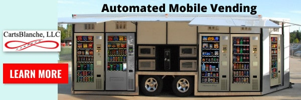 Automated Mobile Vending
