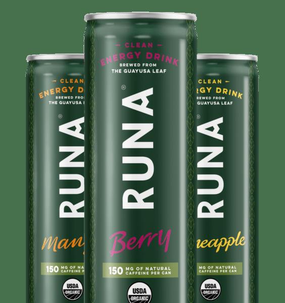 Runa Energy Drinks