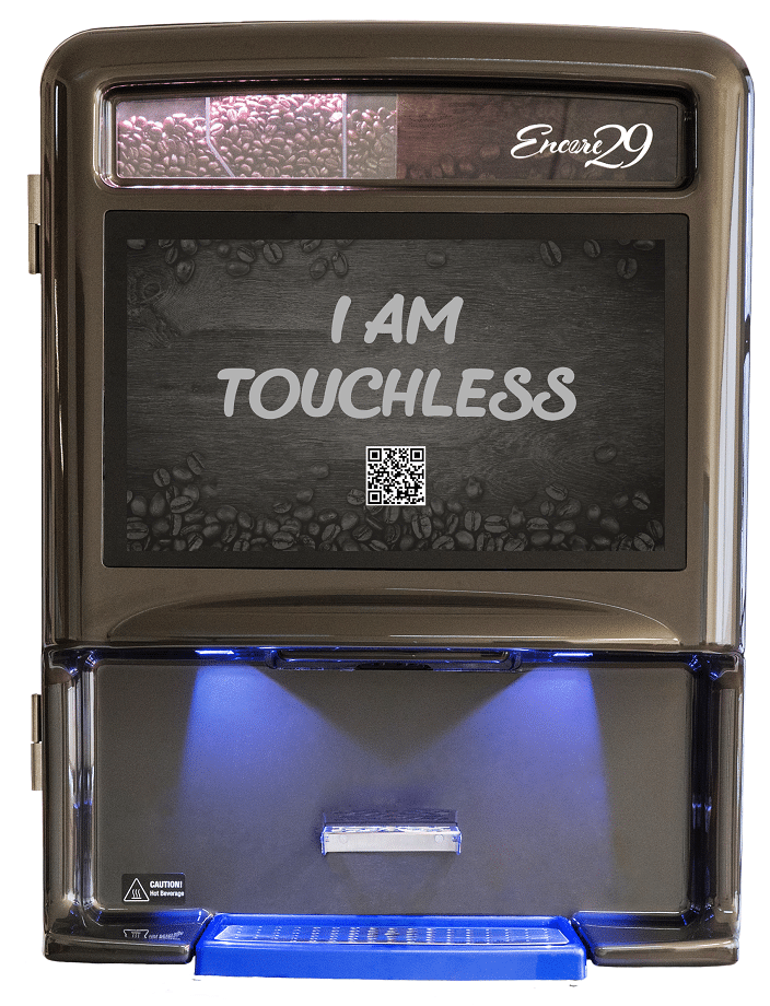 Touchless Coffee