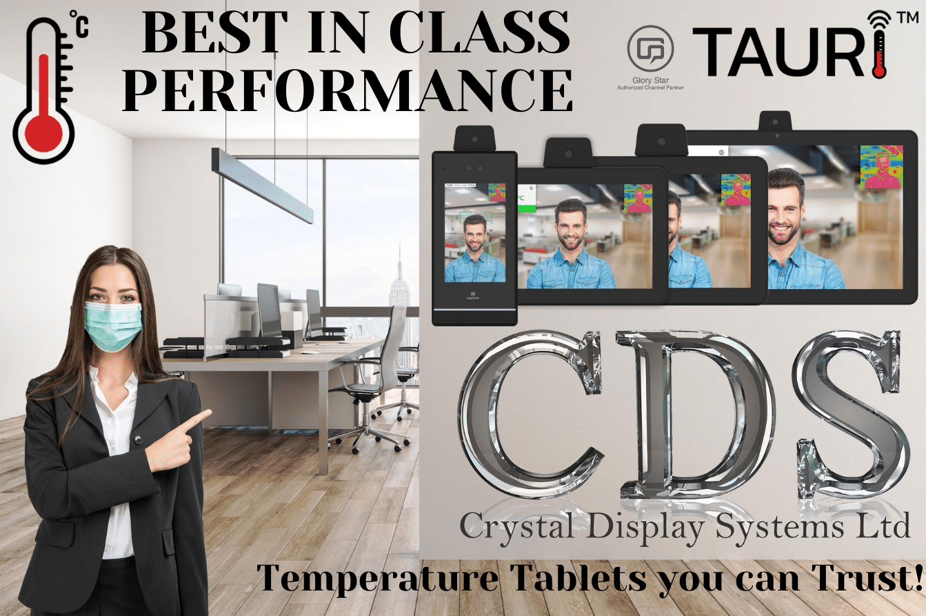 Temperature Testing Tablets