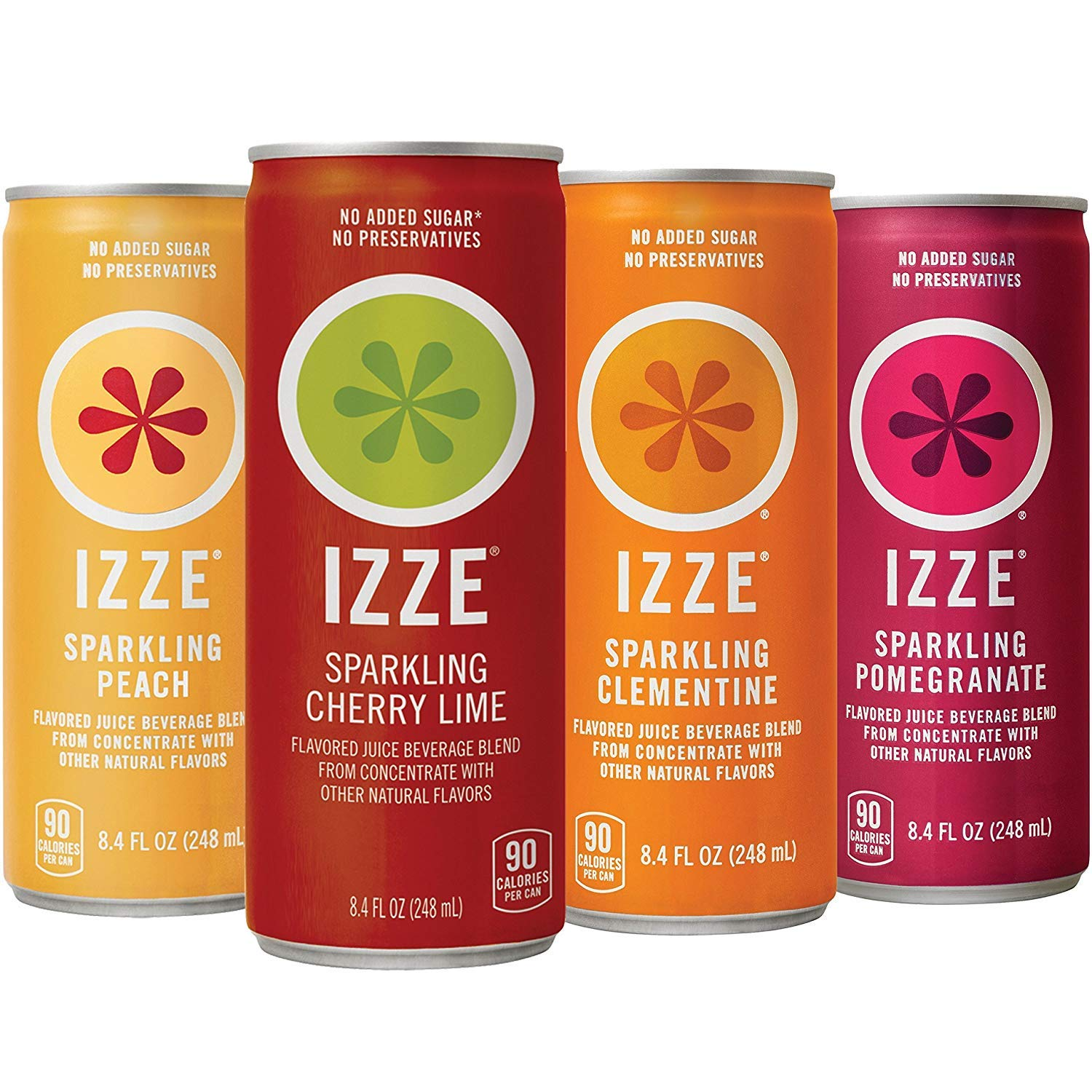 Izze Juice and sparkling water