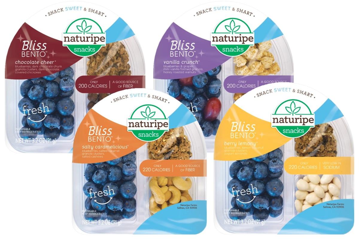 Naturipe Healthy Snacks