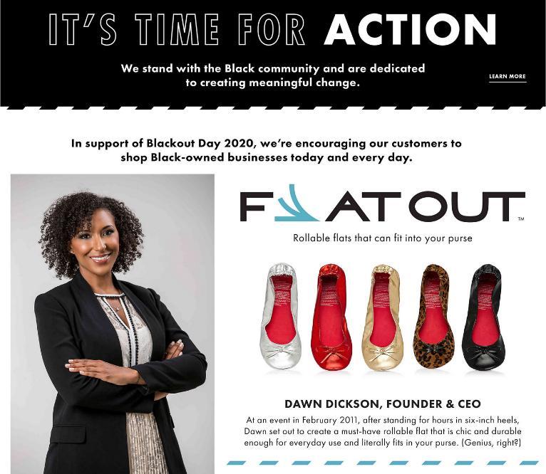 Flat Ot of Heels