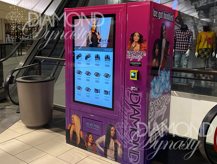 Diamond Dynasty Vending Machine
