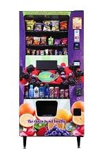 Healthier 4 U vending machine