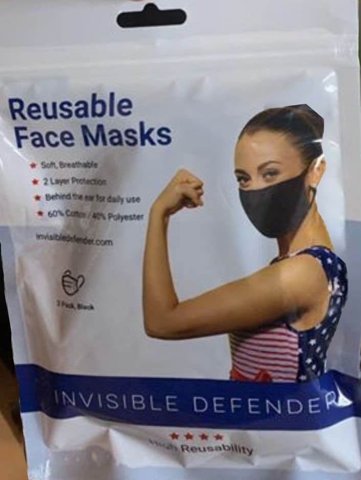 Invisible Masks