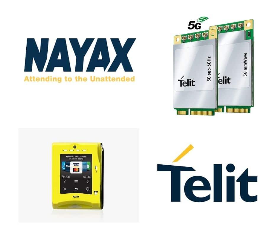 Nayax Telit